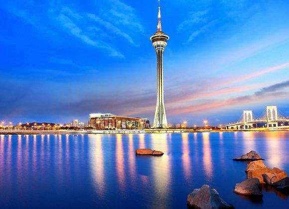 Fun Trip to Hong Kong Macau N Disney