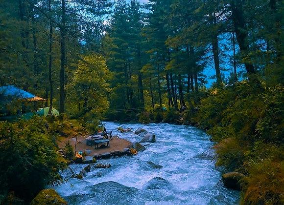 Tirthan Valley with Jalori Pass Shoja & Serolsar Lake