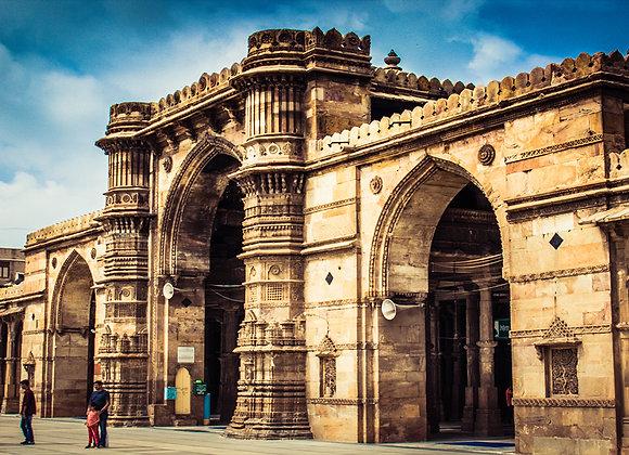 Ahmedabad with Jamnagar Dwaraka Somnath Diu & Sasan Gir