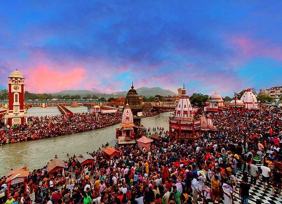 Short trip to Dehradun and Haridwar