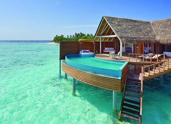 OLHUVELI BEACH & SPA MALDIVES-4star