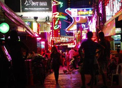 Bangkok for Boys Ex - Delhi