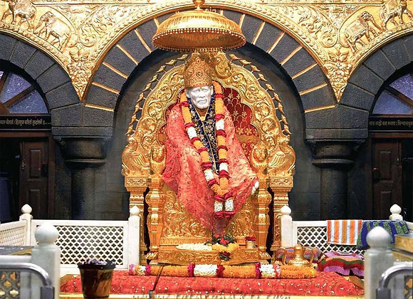 Shirdi with Nashik & Trimbakeshwar