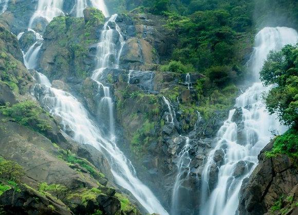Luxury Goa with Dudhsagar