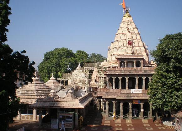 Pilgrim tour to Ujjain and Indore