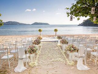 5 praias dos sonhos para realizar seu casamento no Rio de Janeiro