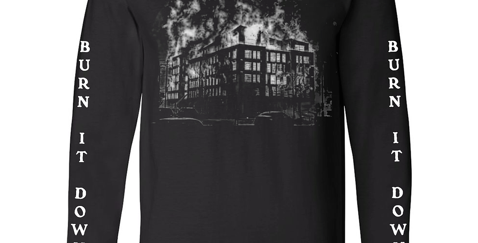 Catching Fire Long Sleeve