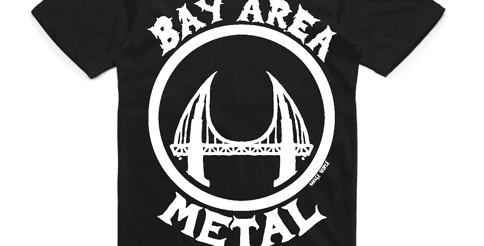 Bay Area Metal Tee