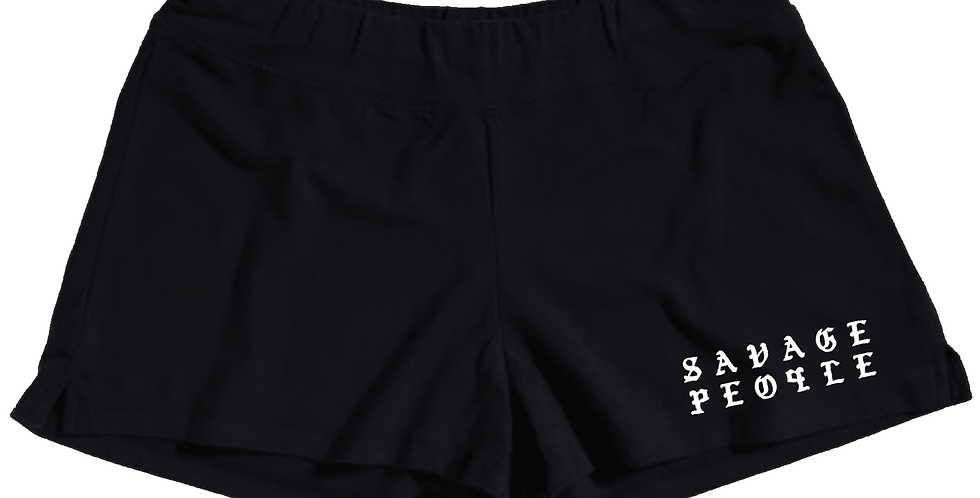 SP Old English Fem Shorts