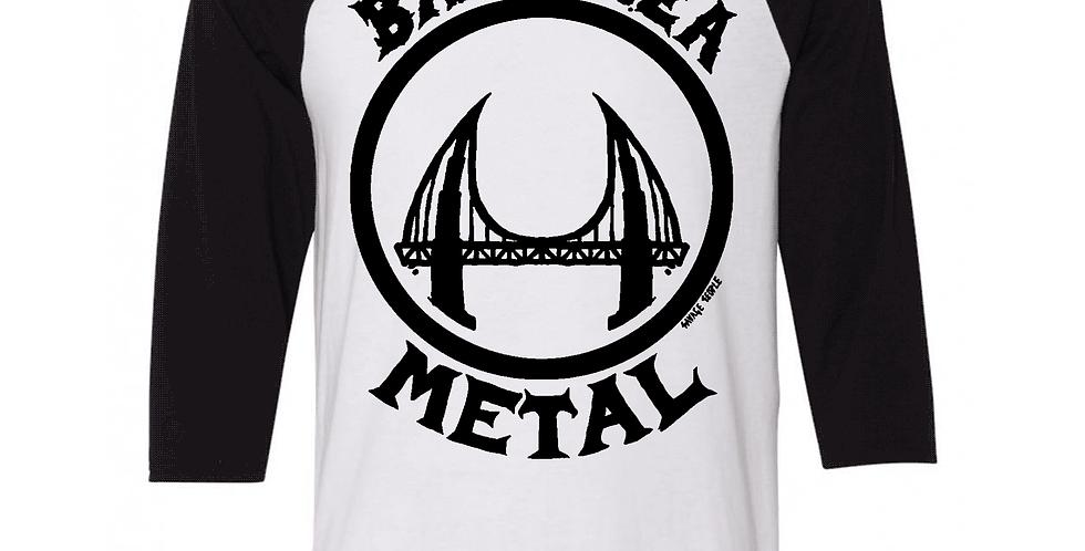 Bay Area Metal Raglan
