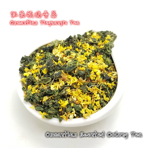Osmanthus Oolong Tea, Tea farmer Wholesale