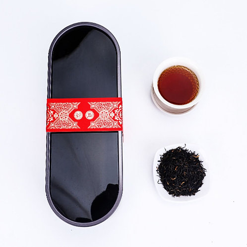 Meet Chinese Tea: Jin Jun Mei Black Tea