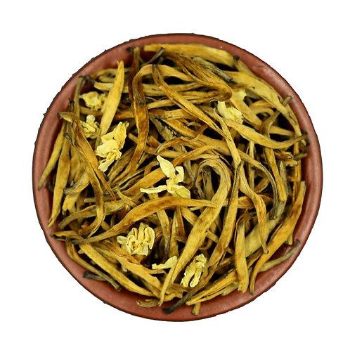 Jasmine scented Black Tea, Chinese Black Tea Wholesale