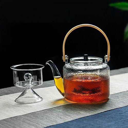Multi-purpose Glass Boiled Kettles, Chinese Tea Set Wholesale