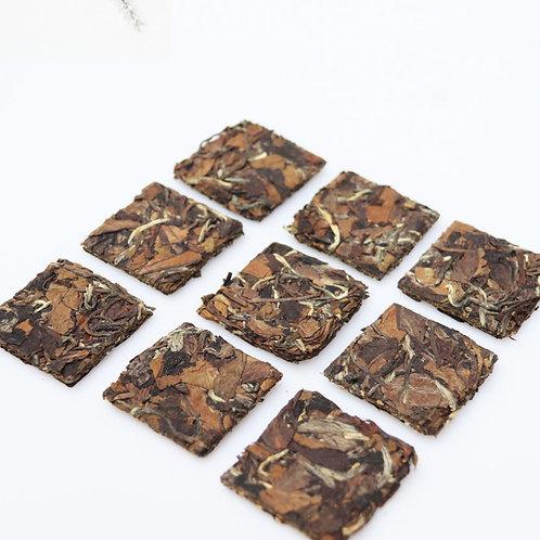 Biscuit -shape Mini Compressed White Tea Wholesale