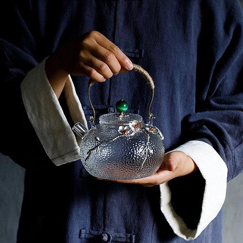Glass Boiled Kettles, Chinese Tea Set Wholesale