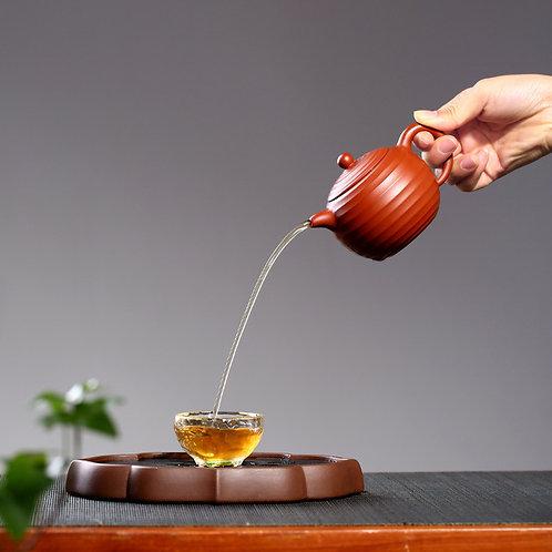 Tendon Sack Pots/Tendon-line Pots, Yixing Purple Clay Tea Set Wholesale