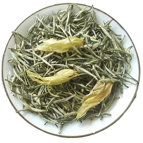 Lan Hua Piao Xue Tea/Bi Tan Piao Xue Tea, Orchid Scented Green Tea