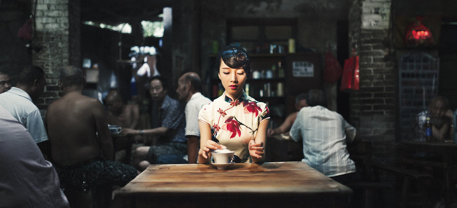 """Four big """"tea schools"""" of Chinese teahouse"""