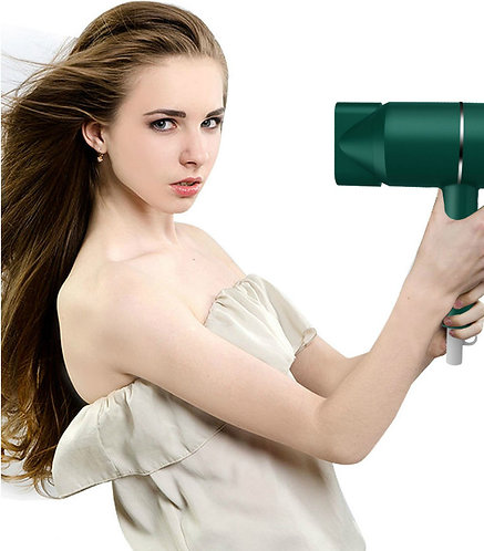 Professional Salon 2000W Negative Ionic Hair Blow Dryer