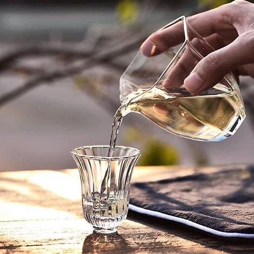 Glass Tea Cup/Tea-tasting Cup/Fair Cup Chinese Tea Set Wholesale