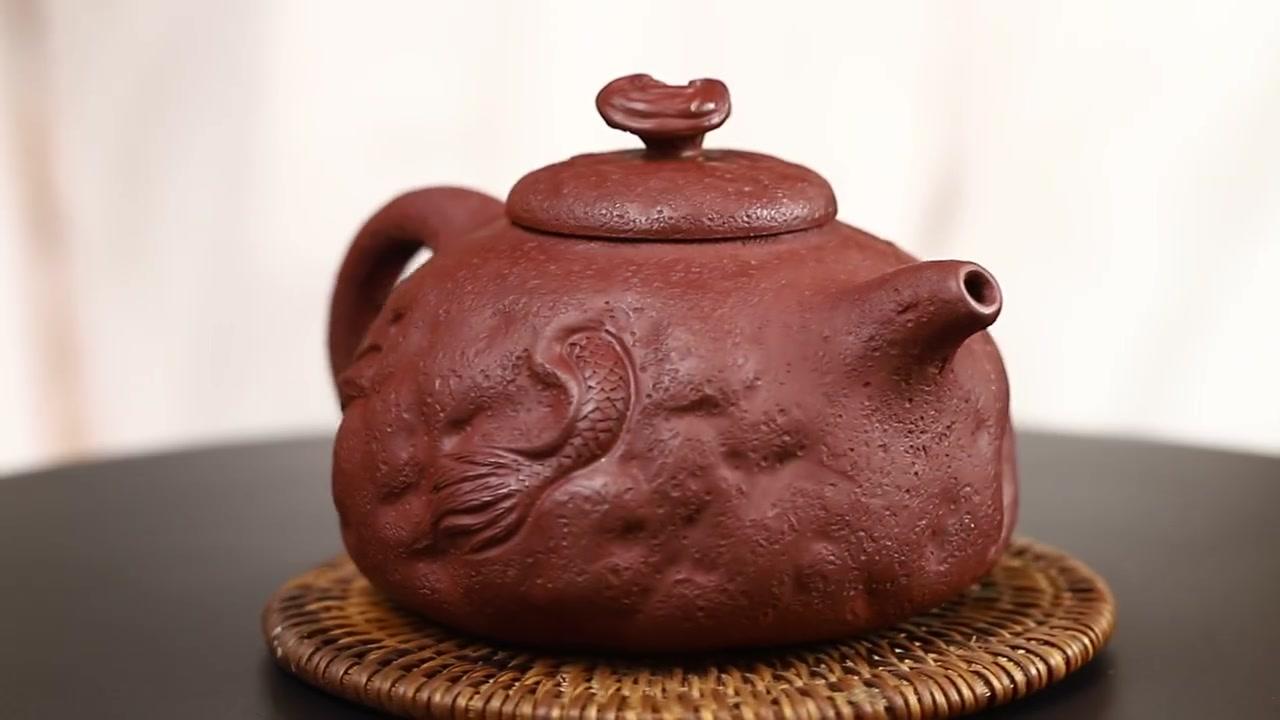 Purple Clay Teapot Types---Gong Chun Teapot