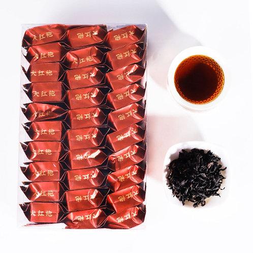 Meet Chinese Tea: Wuyi Dahongpao Tea