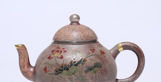 Meng Chen Teapot Collection-Pear Shape Pot, Chaozhou Gongfu Tea Ceremony