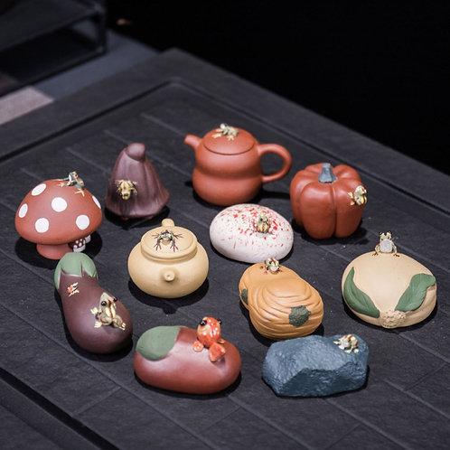 Vintage Tea Pet,Chinese Tea Ceremony Tea Set Accessories