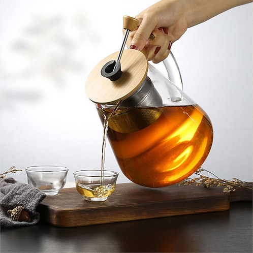 Glass Kettle For Brewing Tea and Cooking Tea, Chinese Tea Set Wholesale