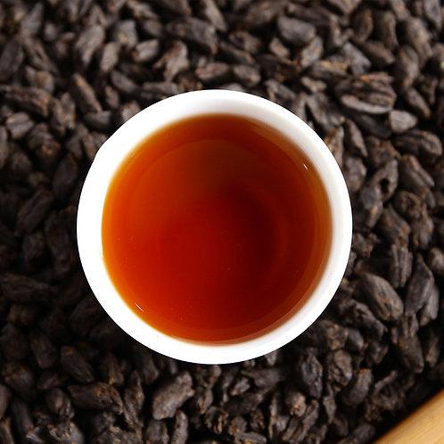 Pu'er Old Tea Lump Fermented Tea, Pu'er Handmade Tea Wholesale