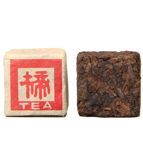 Pu-erh Tea Mini Bricks, Pu-erh Ripe Tea / Raw Tea Wh