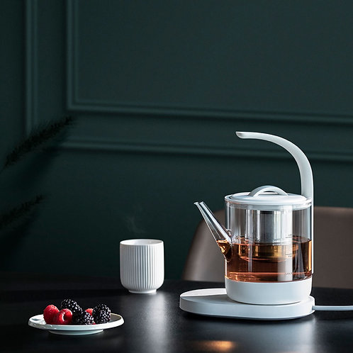 Electric Glass Kettle and Health Tea Boiler,Chinese Tea Set Wholesale