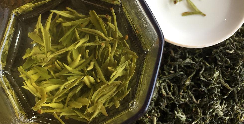 Mo Gan Huang Ya Tea, Handmade High-end Tea of Organic Yellow Tea