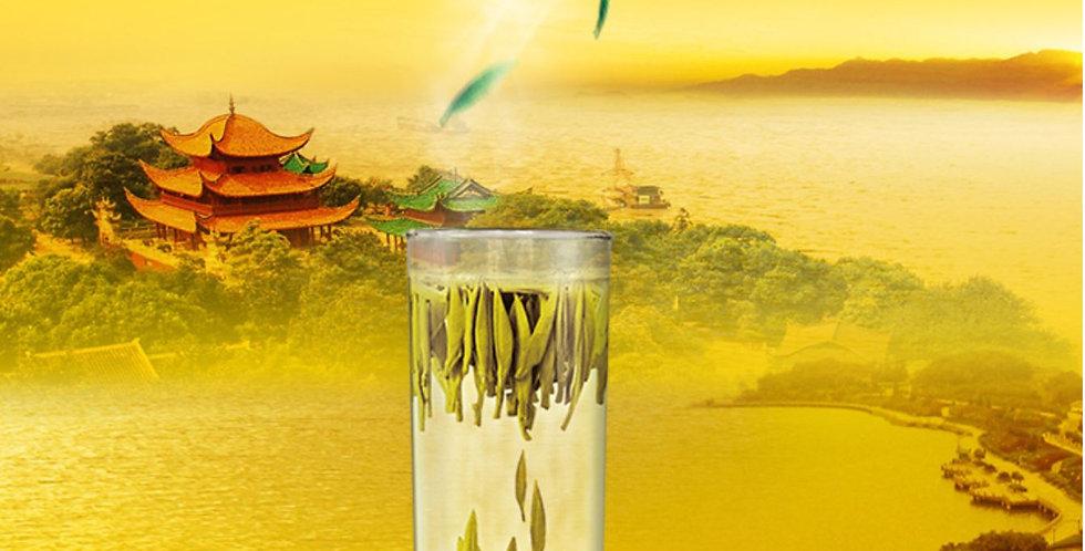 Jun Shan Yin Zhen Tea,High-end Tea of Handmade Yellow Tea