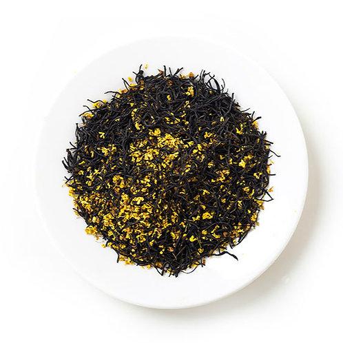Sweet-scented Osmanthus Black Tea, Chinese Black Tea Wholesale
