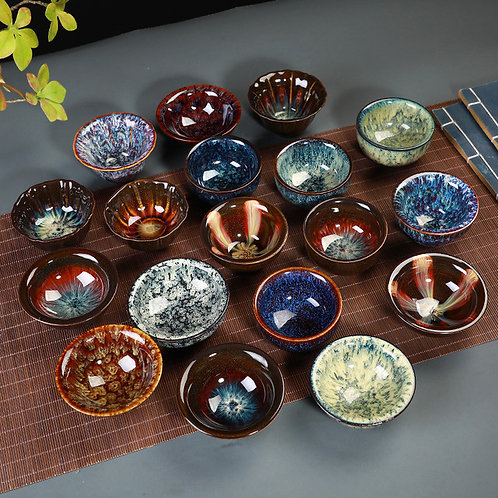 Jian Zhan / Pin Ming Cup,Chinese Tea Ceremony Tea Set Accessories