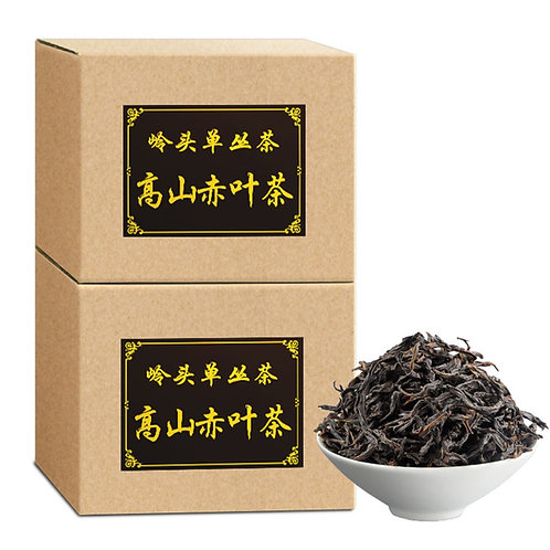 High-mountain ChiYeDancong, Feng Huang DanCong Oolong Tea Wholesale