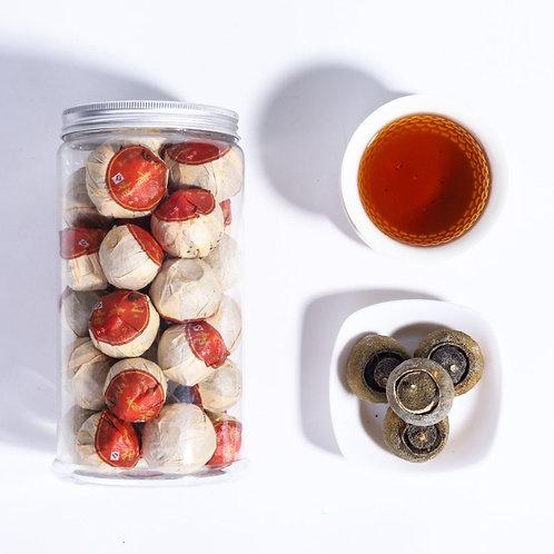 Meet Chinese Tea: Xiao Qing Gan Tea