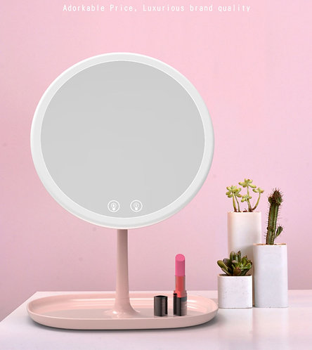 LED Makeup Mirror Touch Screen