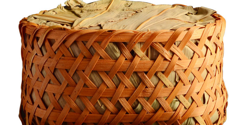 Liu'an Basket Tea, High-end Handmade Dark Tea for Collection