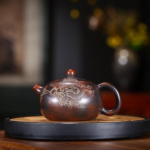 Qinzhou Nixing Pottery Teapot, Chinese Traditional Tea Set Wholesale