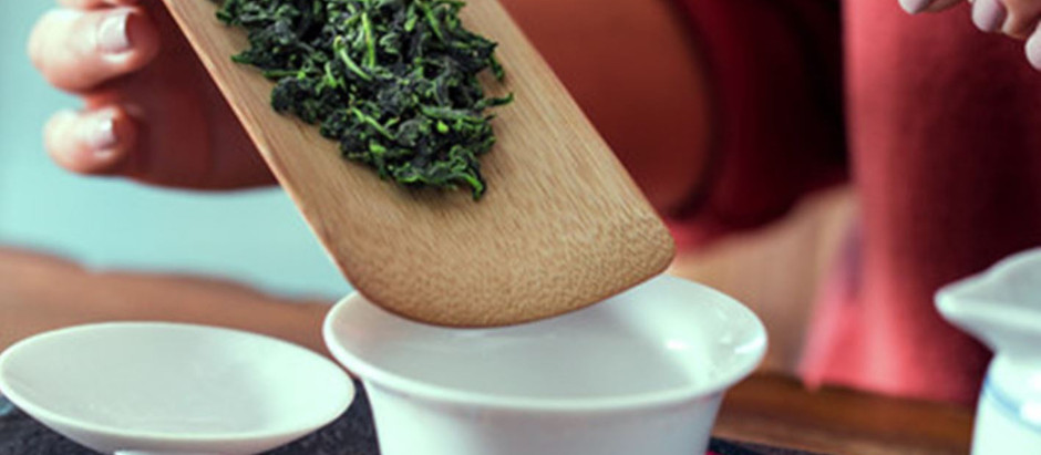How to Make a Good Cup of Tie-Guan-Yin Oolong Tea ?