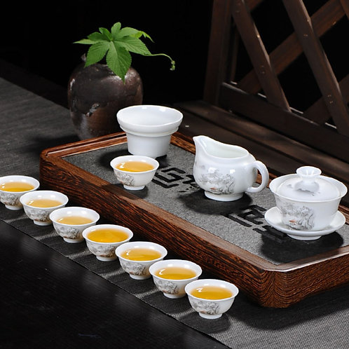 Chinese Traditional Tea Ceremony Tea Set Suite, Chinese Tea Set Wholesale
