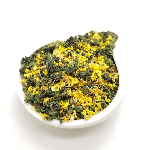 Osthmanthus Scented  Tieguanyin Oolong Tea Wholesale