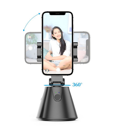 360° Object Tracking Holder