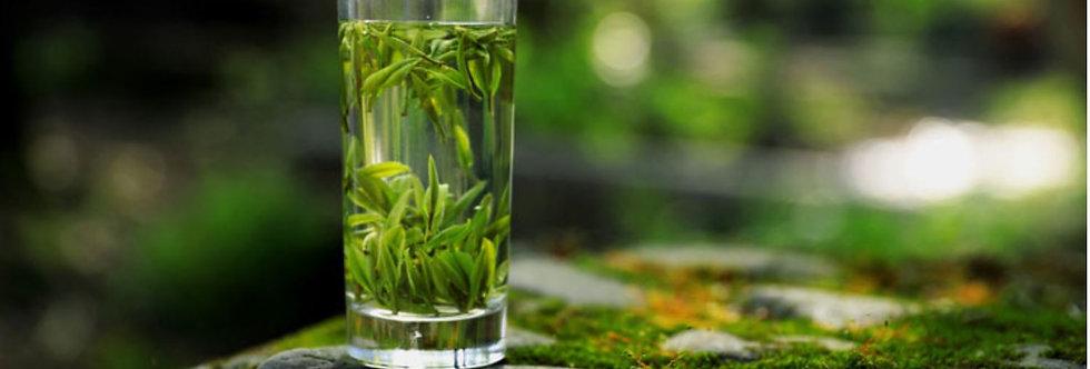 Guzhu Zisun Tea, High-end Handmade Green Tea