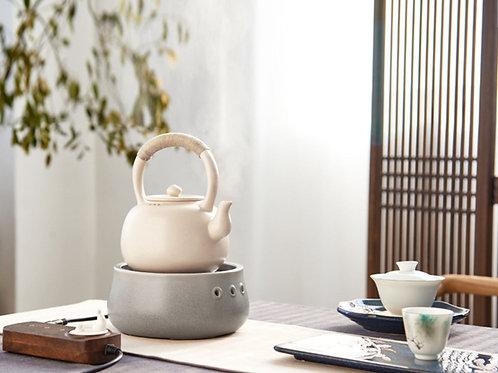 Vintage Handmade Teakettle,Chaoshan Gongfu Tea Ceremony Tea Set