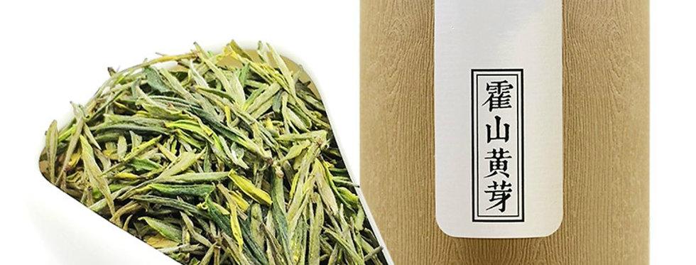 Huoshan Huang Ya Tea,High-end Tea of Handmade Yellow Tea