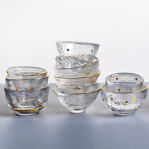 Small Glass Tea Cup,Pin Ming Bei, Chinese Tea Set Wholesale